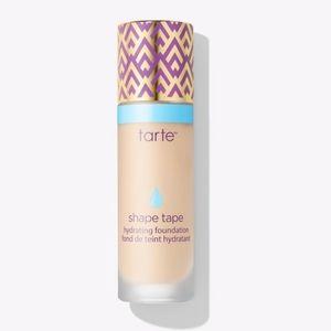 Tarte-shape tape hydrating foundation